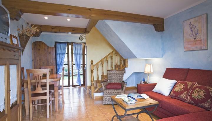 Salón apartamento La Canalina 2