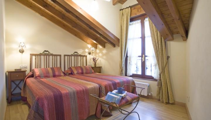 Dormitorio doble La Canalina 3